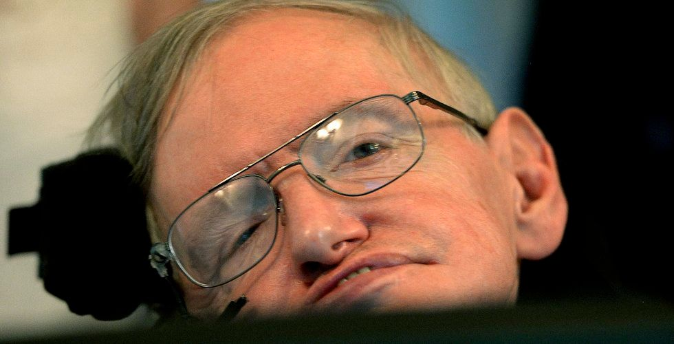 Breakit - Fysikern Stephen Hawking är död – vår tids Albert Einstein