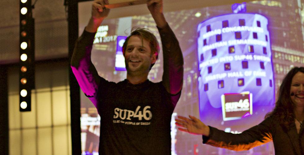 Klarnagrundaren väljs in i Swedish Startup Hall of Fame