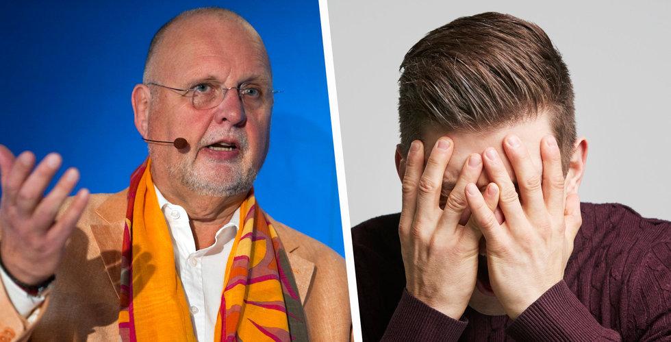 Christian W Janssons tunga tabbe – missade att ta upp 7 miljoner i deklarationen