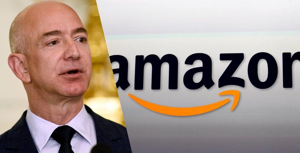 Amazon höjer avgift för externa klädsäljare
