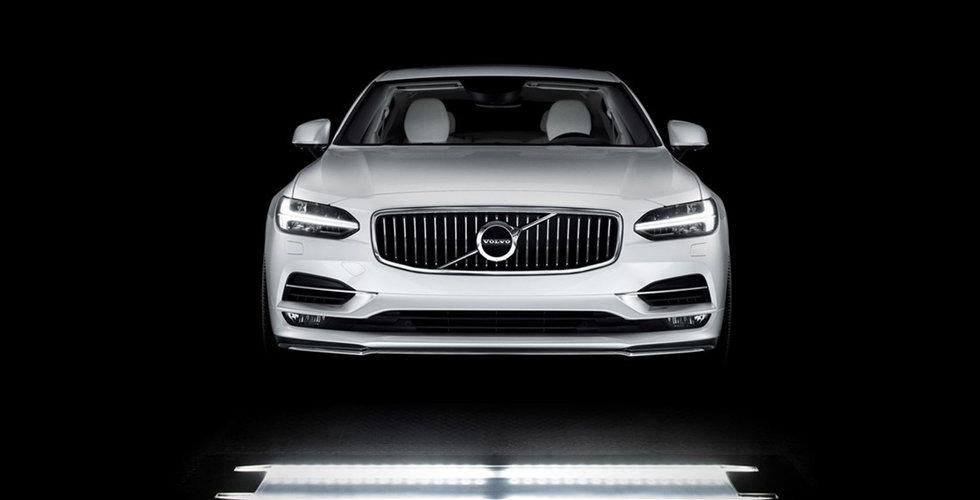 Volvo Cars tech-fond investerar i israeliska startups