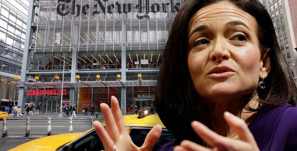 Breakit - Facebook gör om nyhetsfeeden – här är reaktionerna på nyheten