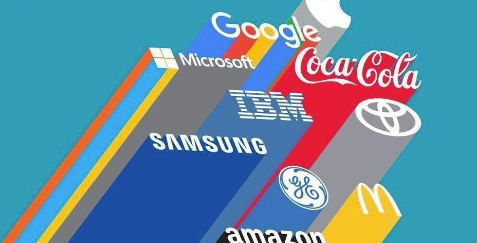 Breakit - H&M ett starkare varumärke än Facebook – men techbolag i topp