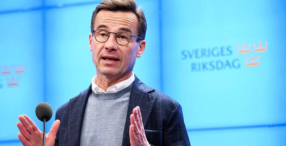 Moderaterna vill masstesta svenskar för coronaviruset