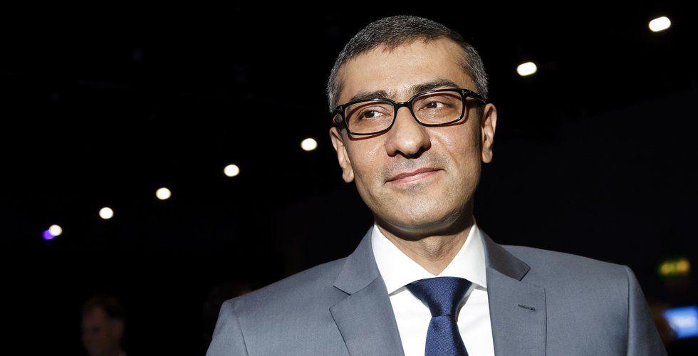 Nokia-chef ser snabbare utbyggnad av 5G än tidigare väntat