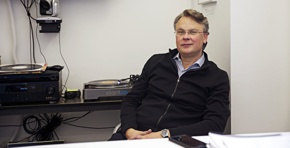 Han värvar ny toppchef till sin digitala musikgigant Kobalt