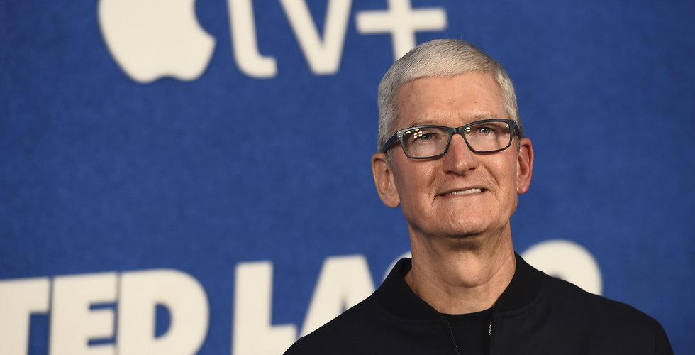 Apple utesluter Fortnite från App Store