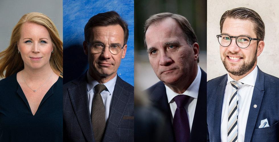 SVT Valu: Här är valets vinnare – och de stora förlorarna
