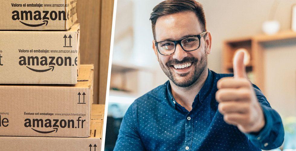 Trots fiasko-premiären – Amazon positiva till starten i Sverige