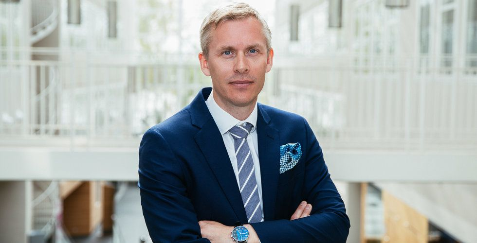 "Nordnetchefen Peter Dahlgren om framtiden: ""Vi investerar stort"""