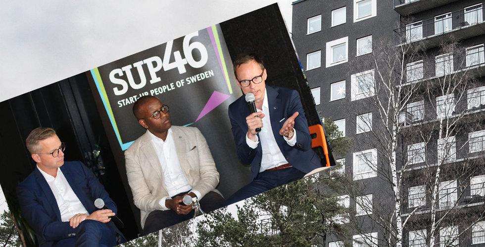 Sup46 lanserar Startupfriend – ska lyfta viktiga politiska frågor inför valet