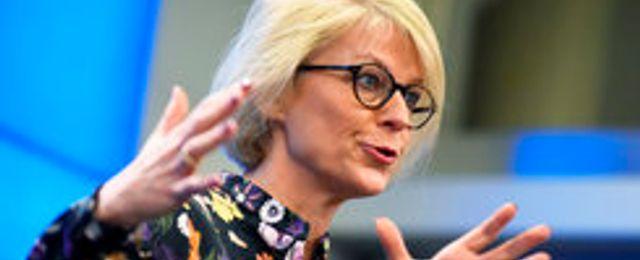 Breakit - M/KD-budgeten segrar i riksdagen