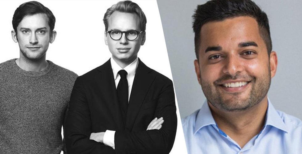 Här är tidigare Uber-chefen Alok Alströms nya uppdrag – blir rådgivare till byrån 500