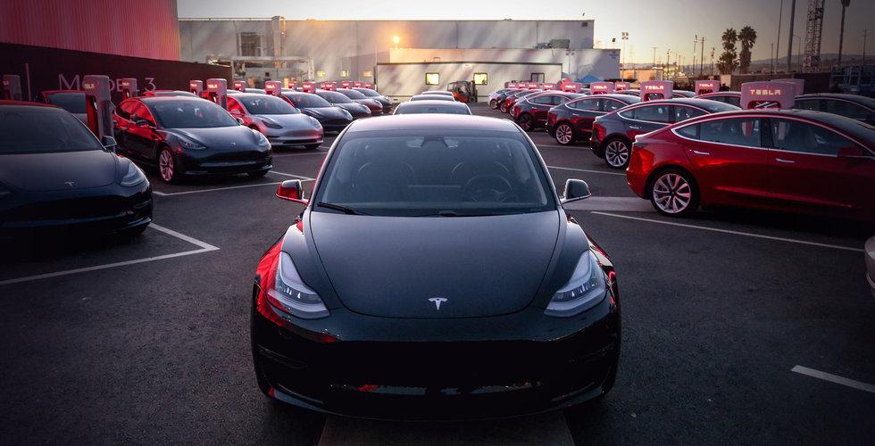Tesla-bilarna inte längre stoppade i Kina – har hittat en lösning