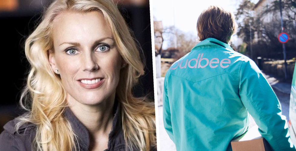"""Stina Bergfors tar klivet in i Budbees styrelse: """"Kommer spela en nyckelroll"""""""