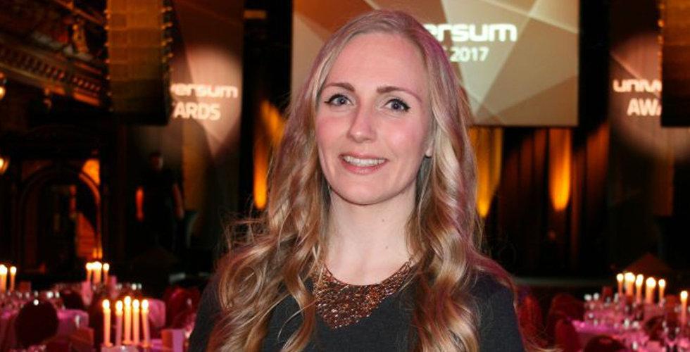 Breakit - Sofie Borck Janeheim blev Årets IT-tjej