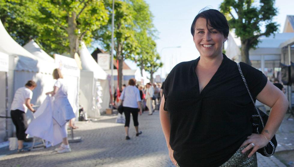 Breakit - Lekande lätt för Hannah Widell att bli Sveriges stora podd-drottning