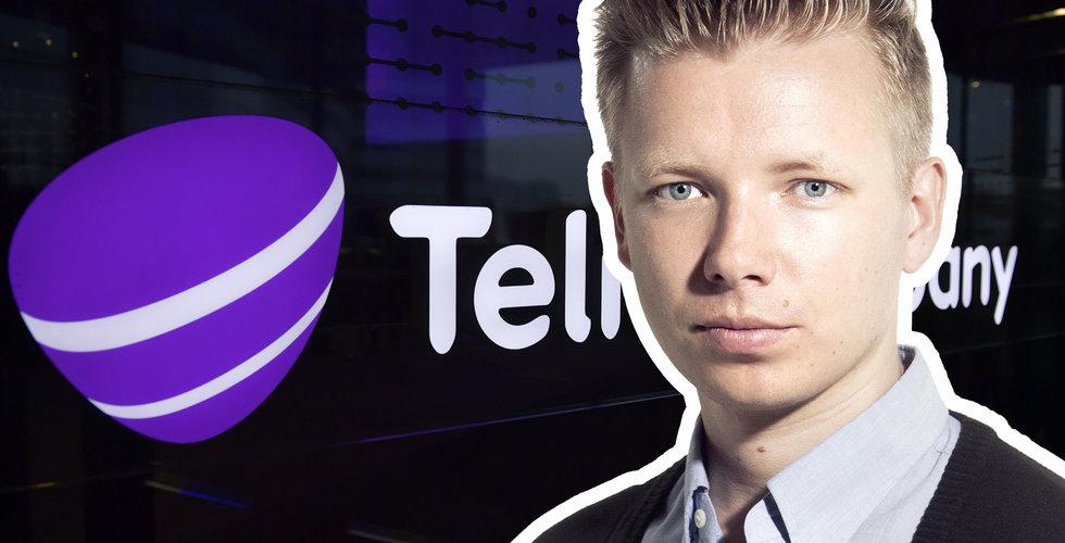 Emanuel Karlsten: Självklart vill Telia köpa TV4! Titta bara på USA