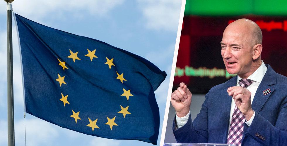 Nytt EU-förslag: Techjättarna ska skatta över 5 miljarder om året