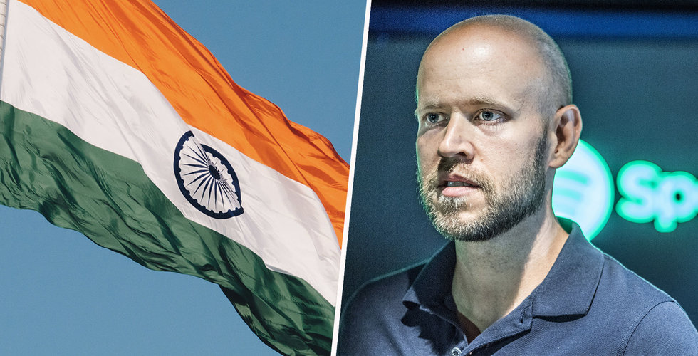 Spotify och Apple brädas i Indien av lokala aktören Gaana