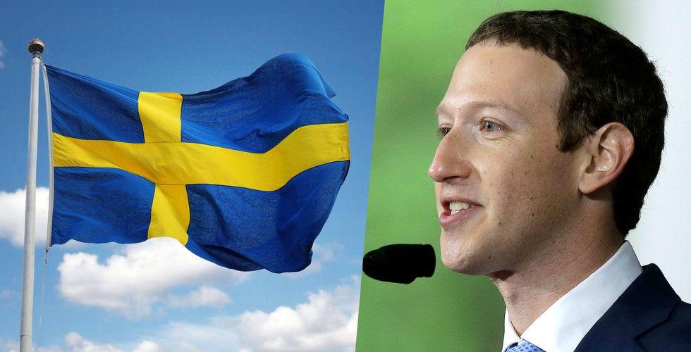 55 000 svenskar drabbade av Facebook-skandalen