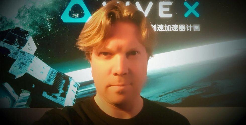 Den tidigare MTGx-chefens nya jobb – ska investera i VR-startups