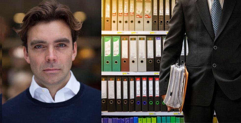 Breakit - Nu gasar hans gig-bolag – Europa nästa för snabbväxaren Cool Company