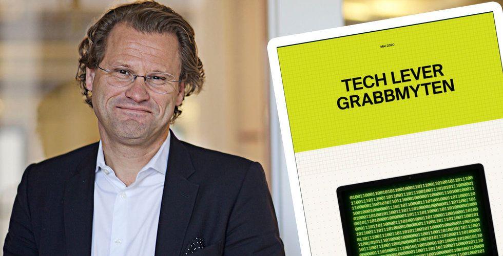 """Pär-Jörgen Pärson om jämställdhetsarbetet: """"Påverkar avkastningen ganska tydligt"""""""