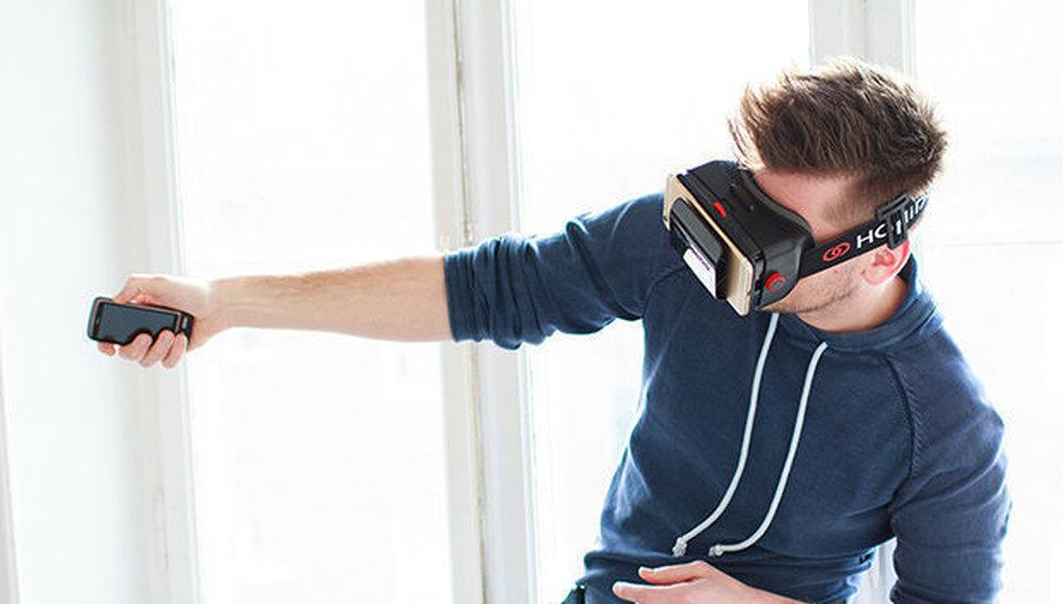 Breakit - VR-bolaget Univrses tar in såddrunda från befintliga ägare
