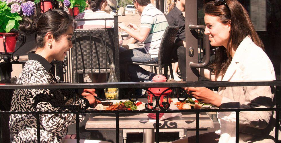 Lunchback – appen som ger dig gratis lunch och nya kontakter