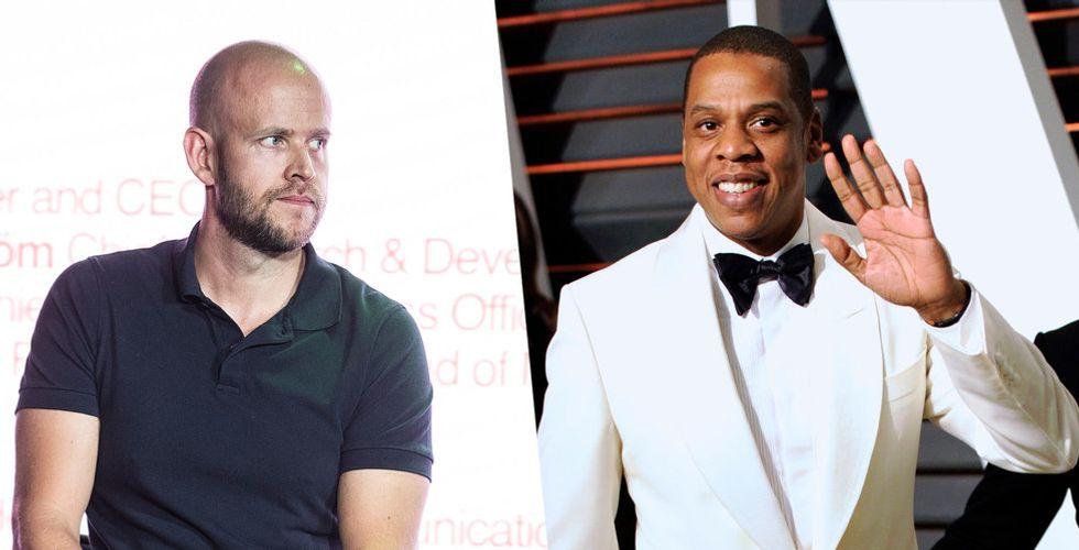 Jay-Z skulle krossa Spotify – nu verkar pengarna ha tagit slut