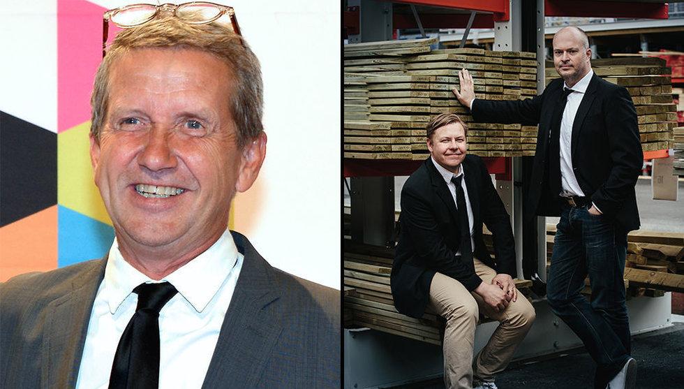 Martin Timells prisjämförelsesajt för byggvaror kliver in i Norge