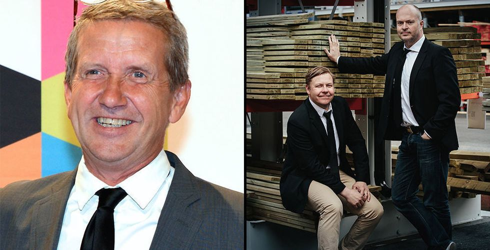 Breakit - Martin Timells prisjämförelsesajt för byggvaror kliver in i Norge