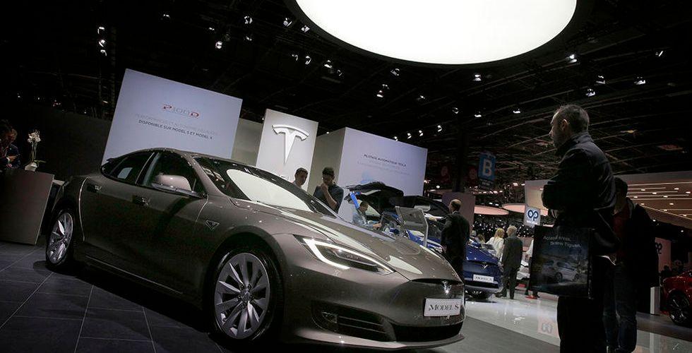 Breakit - Elon Musk: Alla nya Tesla-bilar kommer vara helt självkörande