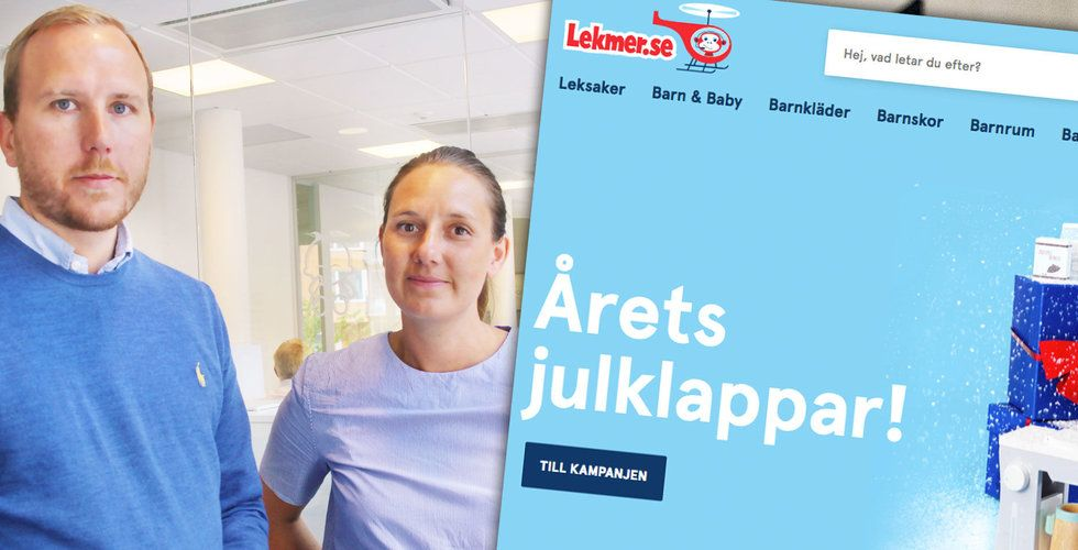 Breakit - Babyshop köpte Lekmer till reapris – nu vänder de brakförlust till vinst