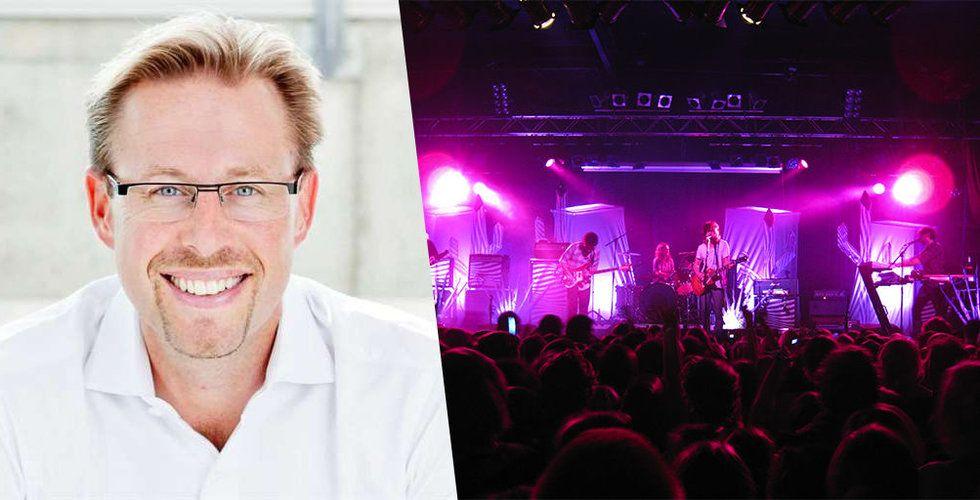 Breakit - Halmstads okrönte IT-kung Nicolas Hassbjer går in i Lumenradios styrelse