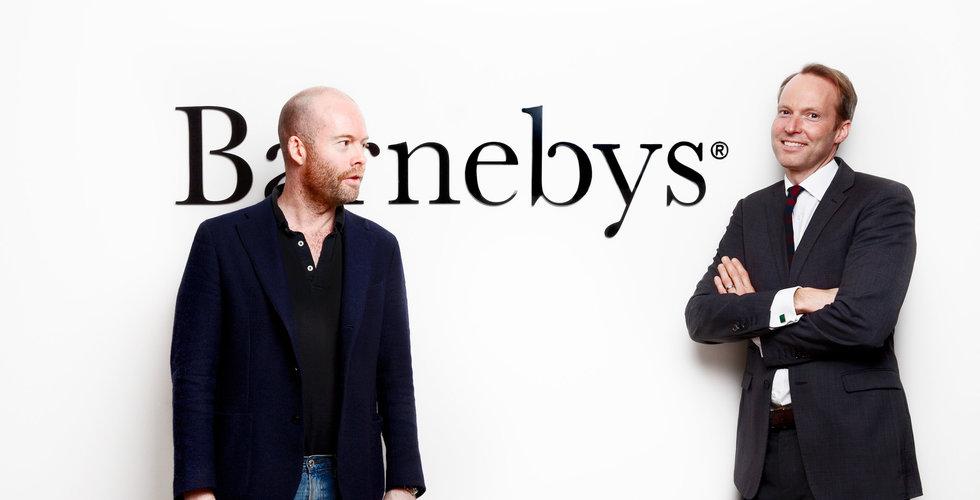 Klubbat och klart – digitala auktionssajten Barnebys på väg att stänga jätterunda