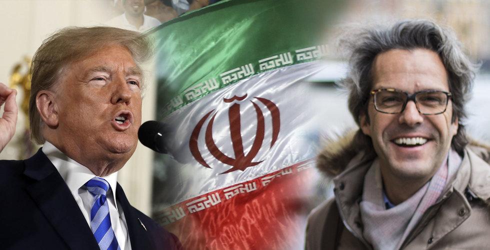 Svenska Pomegranate satsar allt på Iran – trots Trumps sanktioner