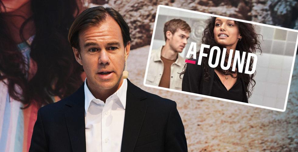 Breakit - H&M startar nya marknadsplatsen Afound