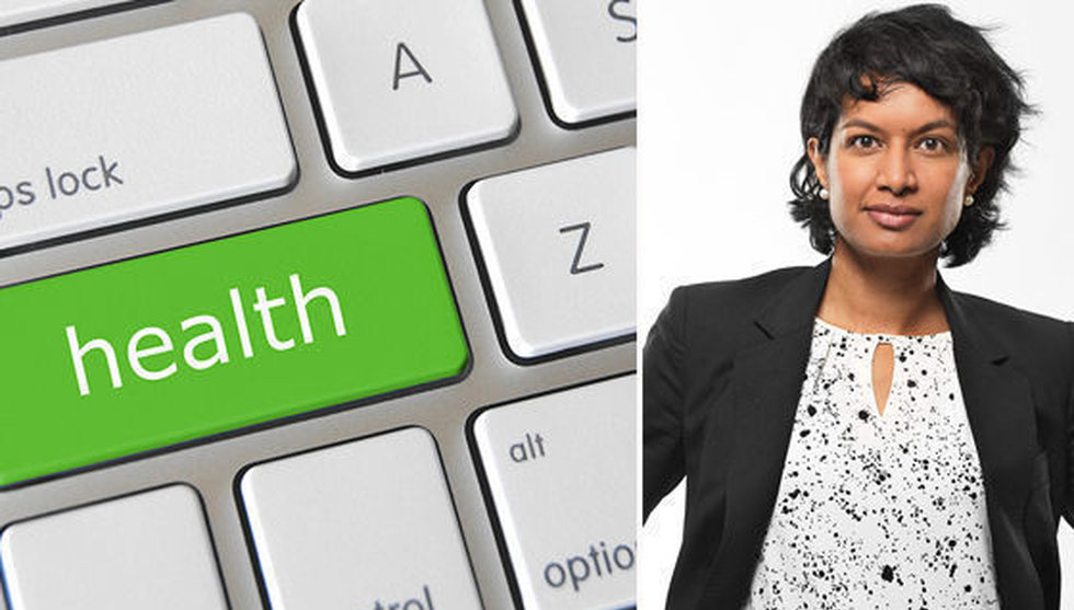 Min Doktor ror hem samarbete med försäkringsjätten Skandia