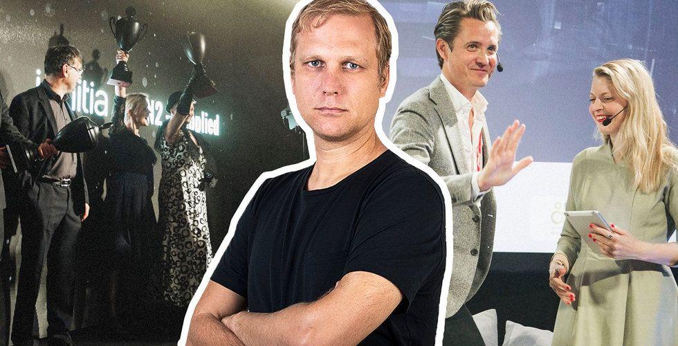 """Avslöjar: """"Han gjorde bort sig mest på Niklas Adalberths jättefest"""""""
