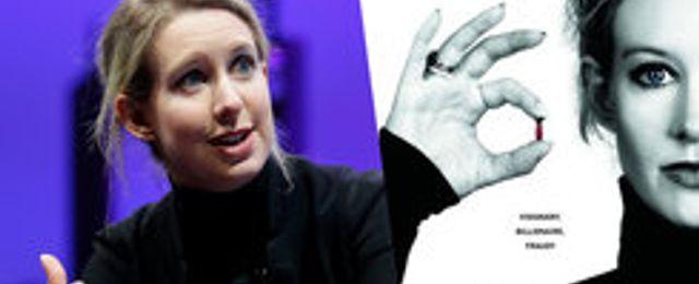 "Elizabeth Holmes lurade alla – nu kommer HBO-dokumentären ""The inventor"""