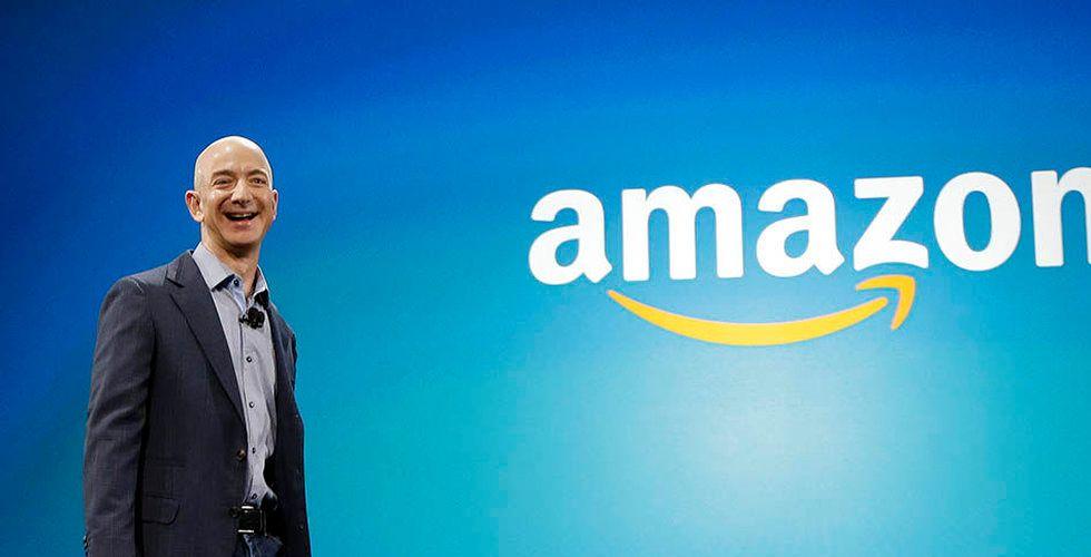 Amazon satsar på självkörande bilar