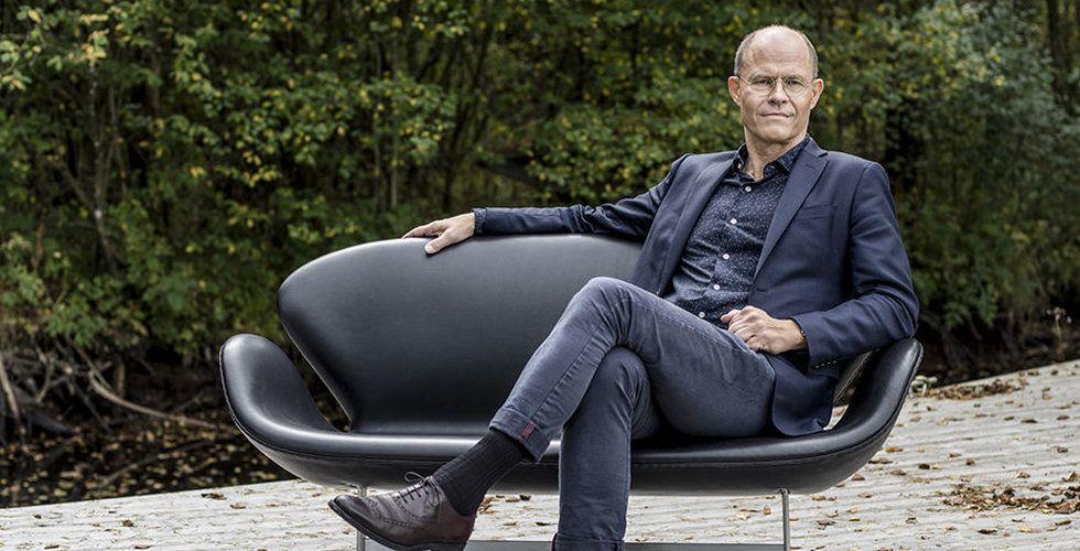 Borås modemogul Paul Frankenius i hemlig satsning på e-handel