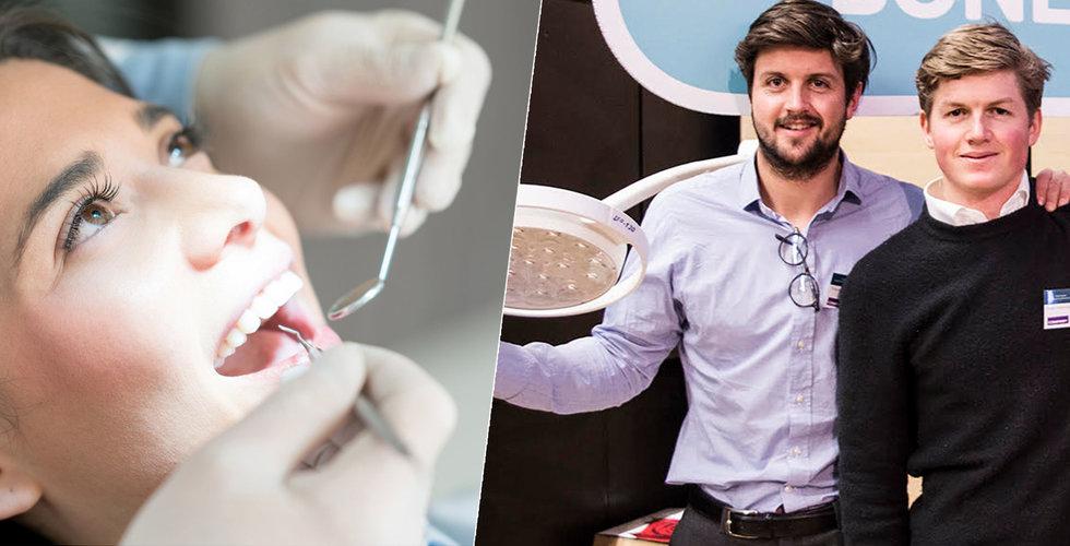 Boneprox vill bekämpa benskörhet genom tandläkare – med farfars patent