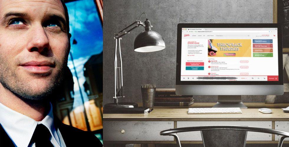 David Stenmarck lämnar Epidemic Sound – ska satsa på musik och startups