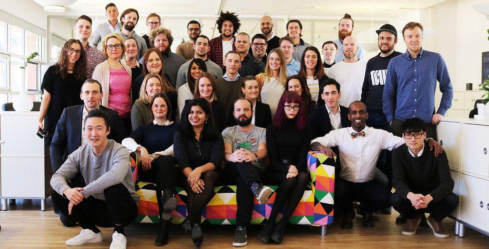 Teamtailor växer kraftigt  – har Daniel Wellington och Izettle som kunder