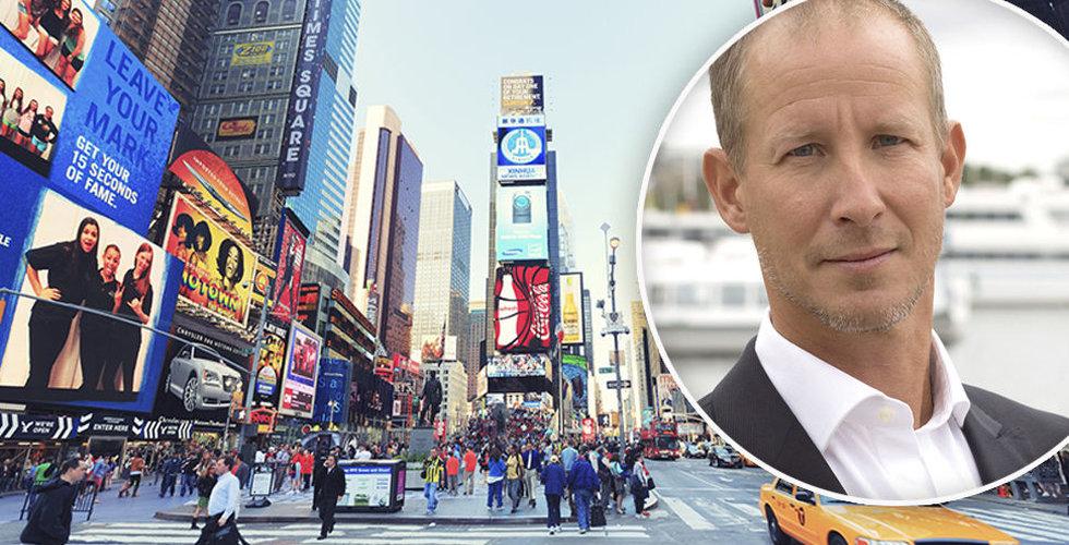 "GP Bullhound köper bolag i New York: ""Knyter ihop säcken"""