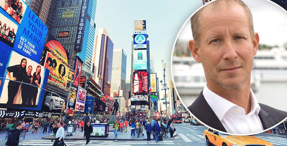"""Breakit - GP Bullhound köper bolag i New York: """"Knyter ihop säcken"""""""