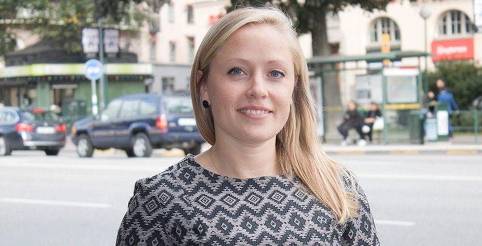 Breakit - Mathilda Ström får världens fattigaste länder att försäkra sig – med mobilen